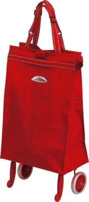 Сумка-тележка Gimi Brava (Red) - общий вид