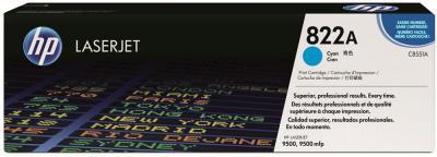 Тонер-картридж HP 822A (C8551A) - общий вид