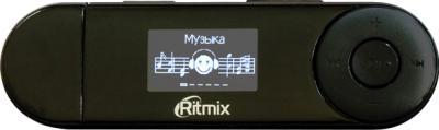 USB-плеер Ritmix RF-3200 (4Gb Black) - общий вид