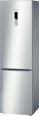 Холодильник с морозильником Bosch KGN39VI11R - вид спереди
