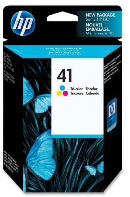Картридж HP 41 Tri-color (51641A) - общий вид