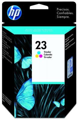 Картридж HP 23 (C1823D) - общий вид