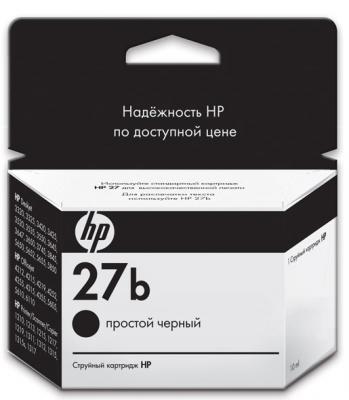 Картридж HP 27b (C8727BE) - общий вид