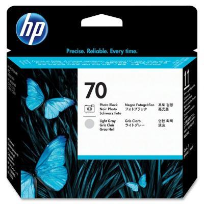 Печатающая головка HP 70 (C9407A) - общий вид