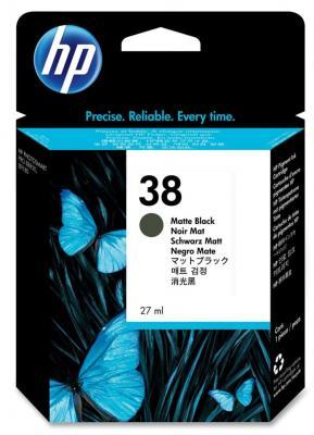 Картридж HP Photosmart 38 (C9412A) - общий вид
