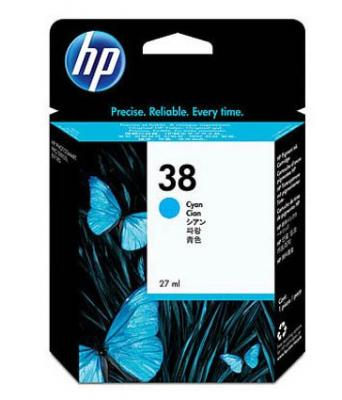 Картридж HP Photosmart 38 (C9415A) - общий вид