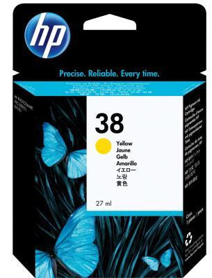 Картридж HP Photosmart 38 (C9417A) - общий вид