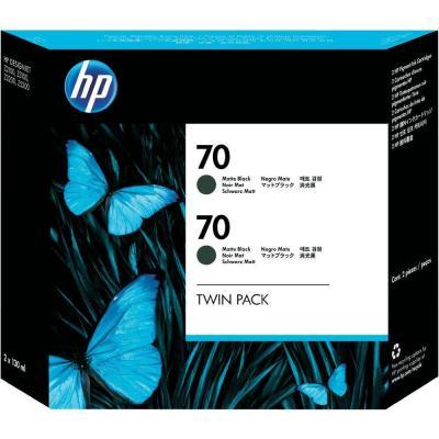 Комплект картриджей HP 70 (CB339A) - общий вид