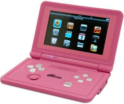 Игровая приставка Ritmix RZX-41 M (Pink) - общий вид