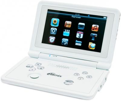 Игровая приставка Ritmix RZX-41 M (White) - общий вид