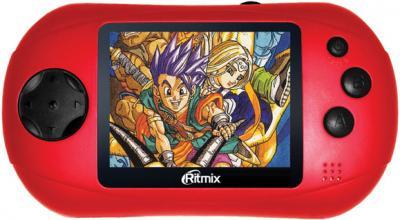 Игровая приставка Ritmix RZX-08 (красный) - общий вид