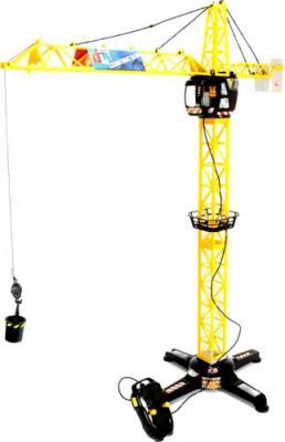 Игрушка на пульте управления Dickie Кран башенный (203462411) - общий вид