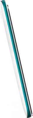 Смартфон HTC Desire 500 Dual (Glacier Blue) - боковая панель