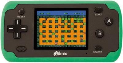 Игровая приставка Ritmix RZX-13 (Green) - общий вид
