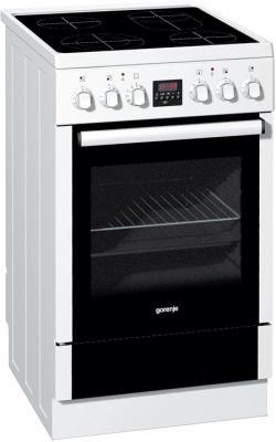 Кухонная плита Gorenje EC57345AW - общий вид