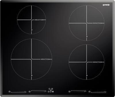 Индукционная варочная панель Gorenje IQ641AC - общий вид