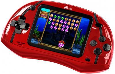 Игровая приставка Ritmix RZX-16 (Red) - общий вид