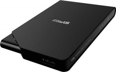 Внешний жесткий диск Silicon Power Stream S03 500GB (SP500GBPHDS03S3K) - общий вид