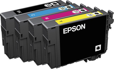 МФУ Epson Expression Home XP-313 - картриджи
