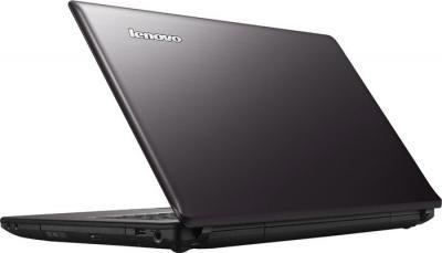 Ноутбук Lenovo IdeaPad G780G (59355846) - вид сзади