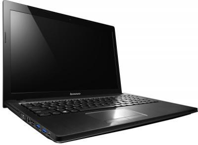 Ноутбук Lenovo IdeaPad G500 (59381065) - вид сбоку