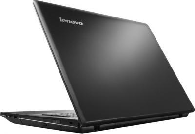 Ноутбук Lenovo IdeaPad G700 (59381091) - вид сзади
