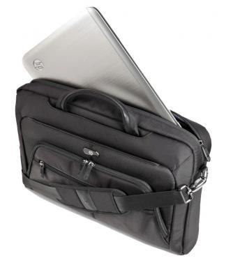 Сумка для ноутбука HP Signature Topload Case (H3C47AA) - с ноутбуком