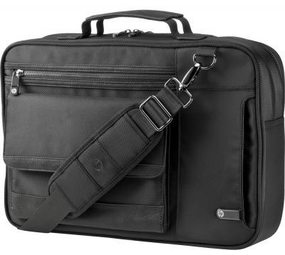 Сумка для ноутбука HP Authentic Topload Case (H3C48AA) - общий вид