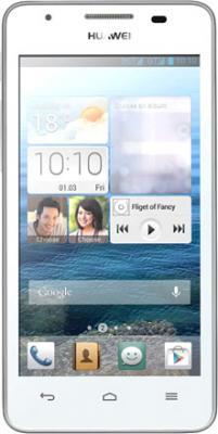 Смартфон Huawei Ascend G525 Dual (White) - общий вид