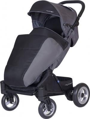 Детская прогулочная коляска Euro-Cart Runner (Carbon) - общий вид