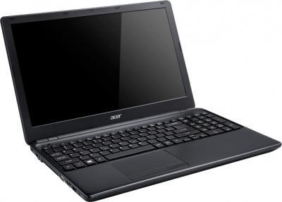 Ноутбук Acer Aspire E1-522-12502G32Dnkk (NX.M81EU.012) - фронтальный вид