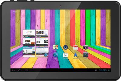 Планшет IconBIT NetTAB Thor Quad MX 8GB (NT-1006T) - фронтальный вид