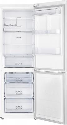 Холодильник с морозильником Samsung RB32FERNDWW/RS - камеры хранения