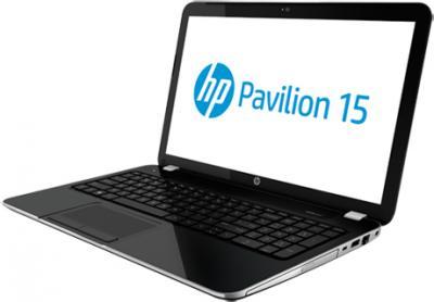 Ноутбук HP Pavilion 15-e035sr (E6M88EA) - общий вид