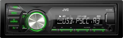 Бездисковая автомагнитола JVC KD-X200EE - общий вид