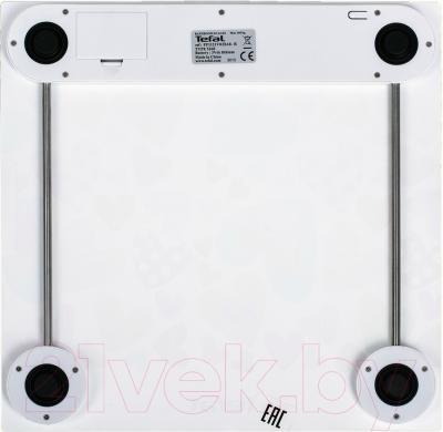 Напольные весы электронные Tefal PP1121V0 - вид сзади