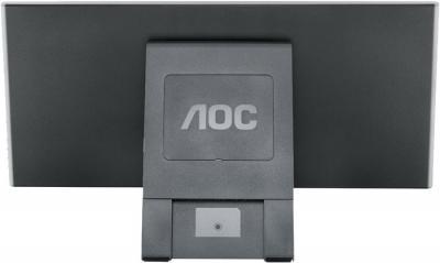 Монитор AOC Q2963PM - вид сзади