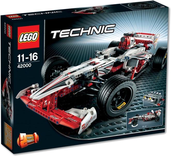 Technic Чемпион Гран При (42000) 21vek.by 1239000.000