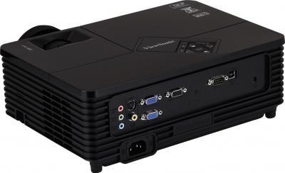 Проектор Viewsonic PJD5232 - вид сзади