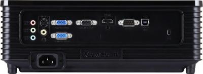 Проектор Viewsonic PJD5234 - вид сзади