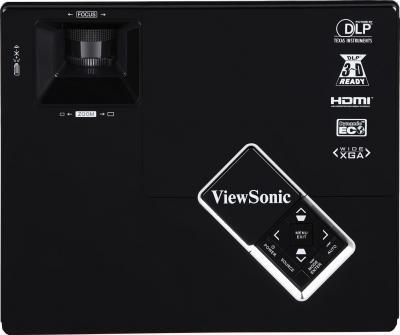 Проектор Viewsonic PJD6543W - вид сверху