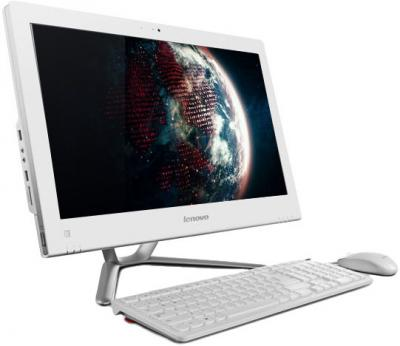 Моноблок Lenovo C540 touch White (57315787) - общий вид