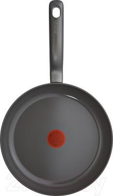 Сковорода Tefal Ceramic Control Induction C9330572 - вид сверху