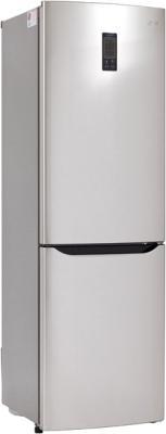 Холодильник с морозильником LG GA-B409SARA - общий вид