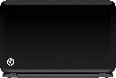 Ноутбук HP Pavilion 15-b129sr (D6X31EA) (+ мышь в подарок) - крышка