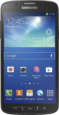 Смартфон Samsung I9295 Galaxy S4 Active (Gray) - общий вид