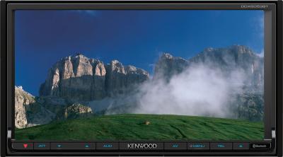 Автомагнитола Kenwood DDX-6053BT - общий вид