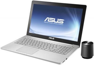 Ноутбук Asus N550JV-CN027H - общий вид