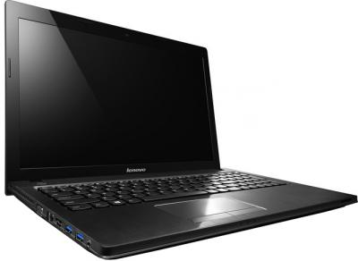 Ноутбук Lenovo G500 (59381117) - фронтальный вид