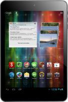 Планшет Prestigio MultiPad 4 Quantum 7.85 8GB (PMP5785C_QUAD) - вертикальный вид